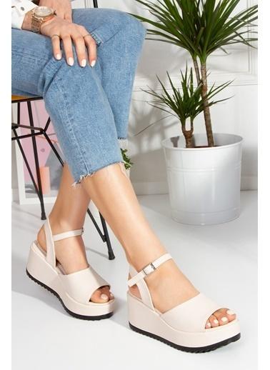 Derithy Sloan Sandalet-Ten-Tnr0300 Ten